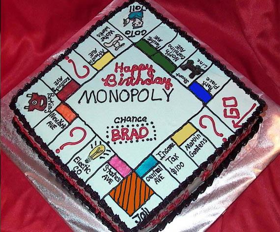 Torta monopol